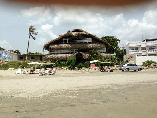Kohsamui Hotel de Mar : Vista del Hotel