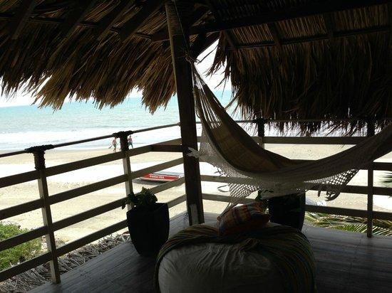 Kohsamui Hotel de Mar : Vista de mi cuarto