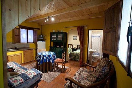 Caboalles de Abajo, Spagna: Apartamento - Salón
