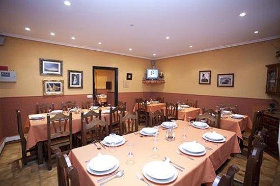 Caboalles de Abajo, Spagna: Comedor