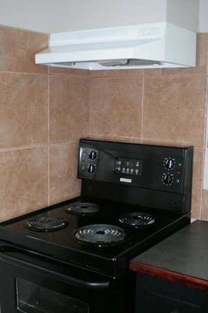 Surrey Central Inn: Full Size Stove