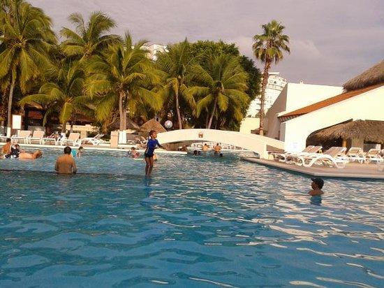 Park Royal Ixtapa: Hotel y alrededores
