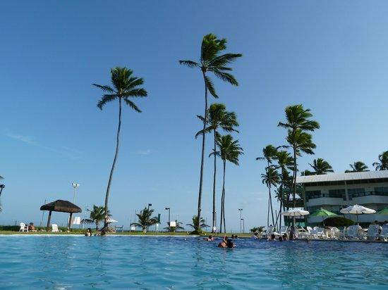 Dorisol Porto de Galinhas: Show de piscina! Muito agradável.