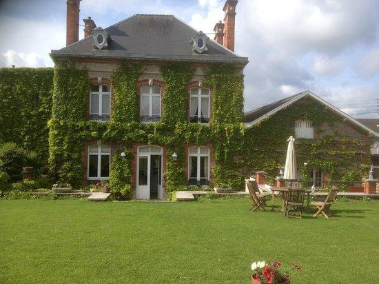 Le Clos Corbier: Main house