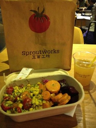 Sproutworks - Super Brand Mall Shop : 4 sides! mmm