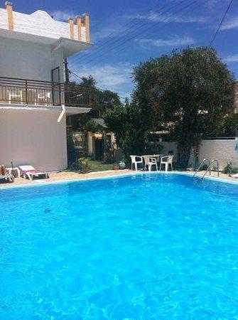 Aquarius Pool Apart Hotel: great pool