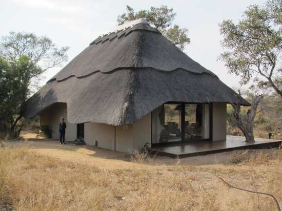 Royal Legend Safari Lodge & Spa: a cottage