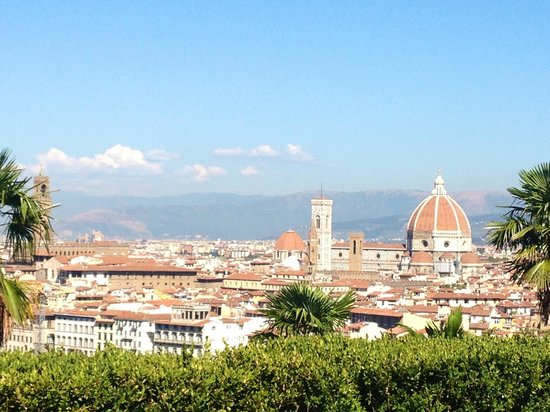 Shore Excursions in Italy : A panoramic view of Rome!