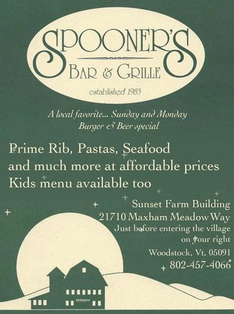 Spooners Bar and Grille Foto