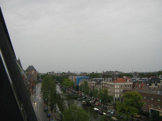 NH Amsterdam Museum Quarter: Stanza 717 vista nord