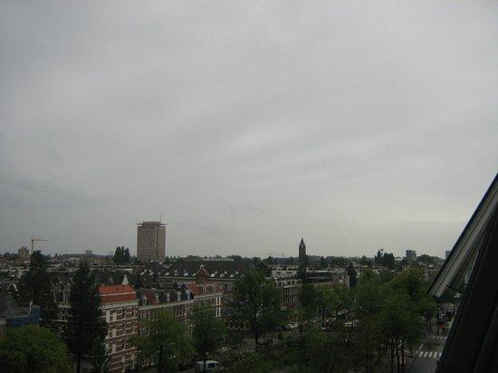 NH Amsterdam Museum Quarter: Stanza 717 vista sud