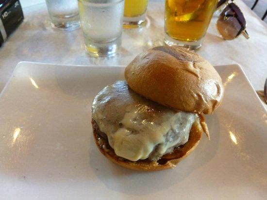 Umami Burger: truffle