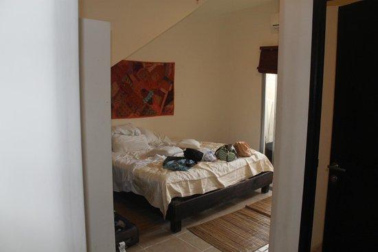 Villas Geminis Boutique Condo Hotel : Pieza (El desorden es nuestro jaaj)