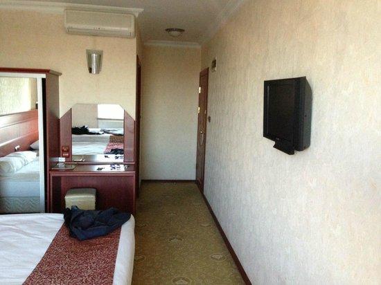 Diamond Hotel: Oda