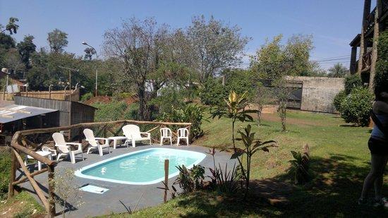 Residencial Guarani : pileta