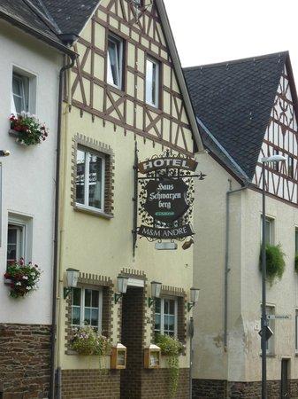 Haus Schwarzenberg: Exterior of hotel