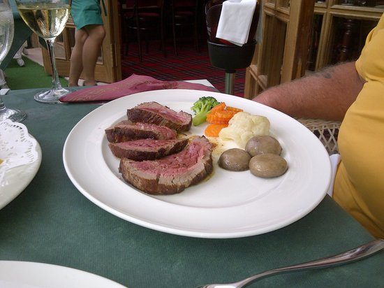 Very Good Fandango: Chateaubriand