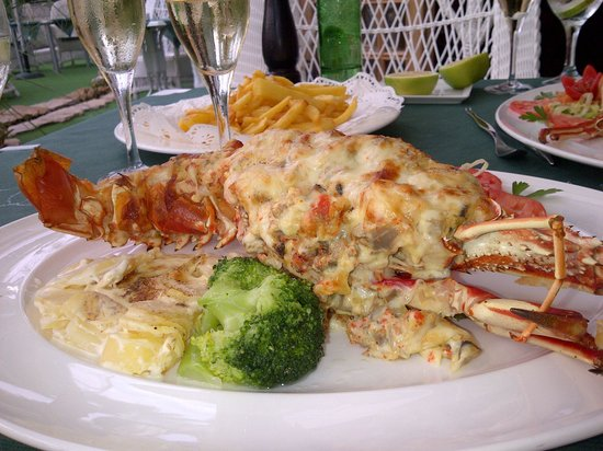 Very Good Fandango: Lobster Thermidor