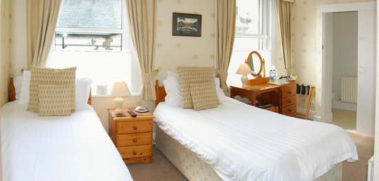 Beckside Guesthouse: Twin room