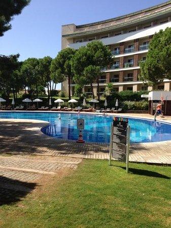 Voyage Belek Golf & Spa: Adult swimming pool