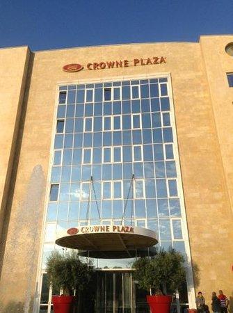 Crowne Plaza Padova: hotel entrance