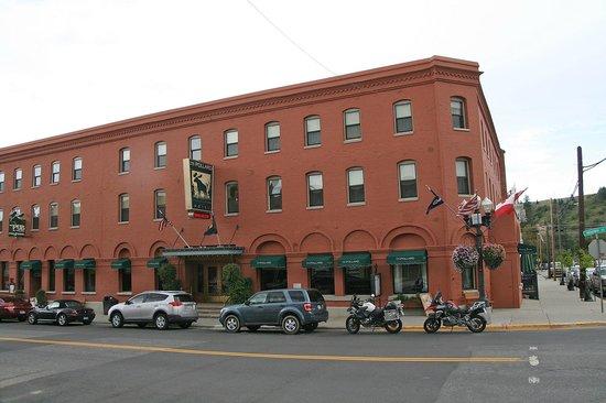 The Pollard: Pollard Hotel Front