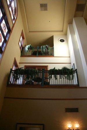 The Pollard: Room Balconies from Inside Sitting Room