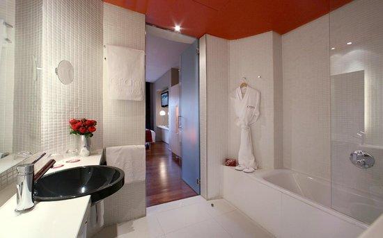 Hotel Cram: Banheiro