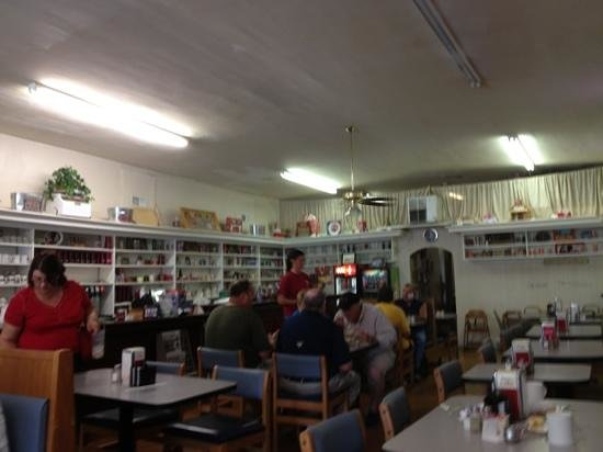 Oakdale, IL: Lunch Time Interior Shot
