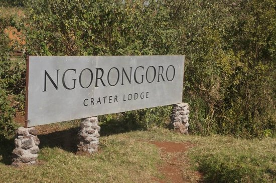 andBeyond Ngorongoro Crater Lodge: arriving at the Lodge
