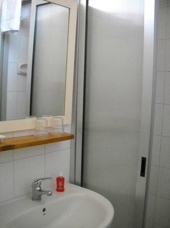 Tropicana Hotel : bagno 6° piano