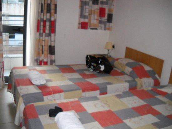 Tropicana Hotel : camera 3° piano