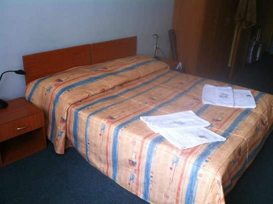 Hotel Mira: Наш номер