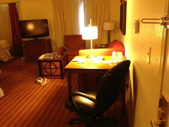 Residence Inn San Diego Rancho Bernardo/Scripps Poway: sitting room