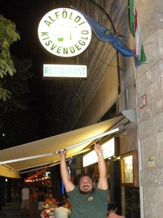 Restaurant Alföldi Vendéglő : Back once again!