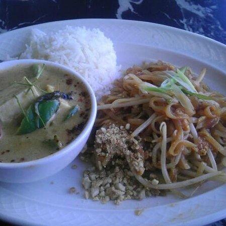 Mukilteo Thai Restaurant: Lunch combo