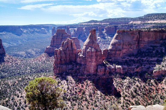 Clarion Inn Grand Junction : Colorado National Monument 1