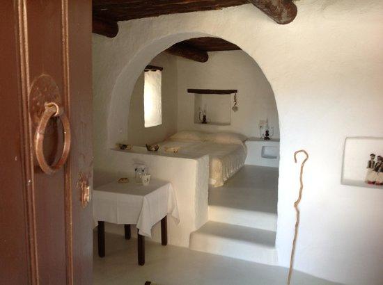 Koutsounari Traditional Cottages : Bedroom
