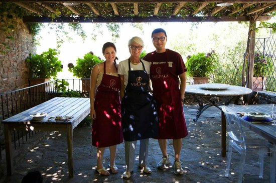 La Locanda: Cooking class and winery