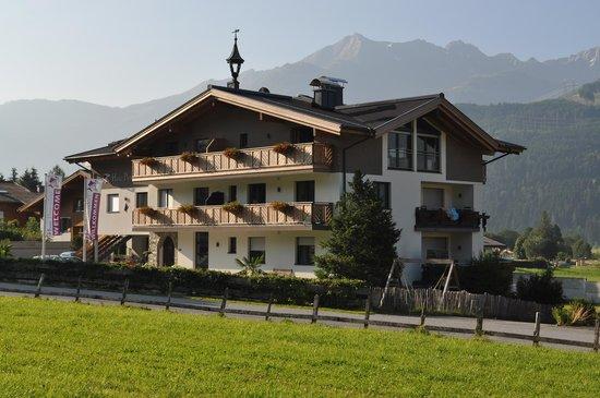 View west Haus Piesendorf