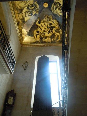Palau March Museu : Escalier