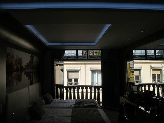 Jardin de Recoletos: View of room