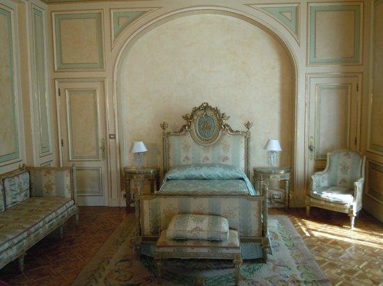 Palau March Museu : Chambre à coucher