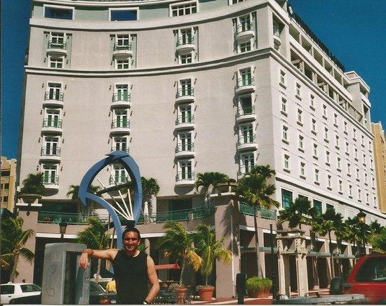 Sheraton Old San Juan Hotel: Fronte Hotel
