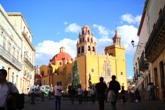 Basilica of Our Lady of Guanajuato : The Basilica