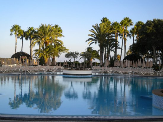 ClubHotel Riu Paraiso Lanzarote Resort: het zwembad