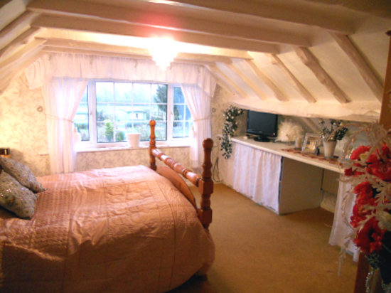 Barrs Country Park Ltd: Brecon Suit in the Farm Cottage