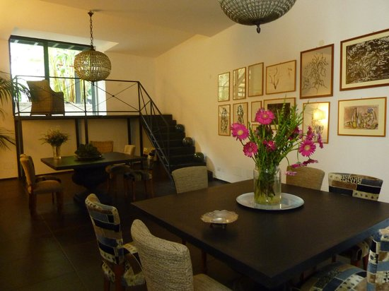 Il Giardino di Ballaro: Breakfast room