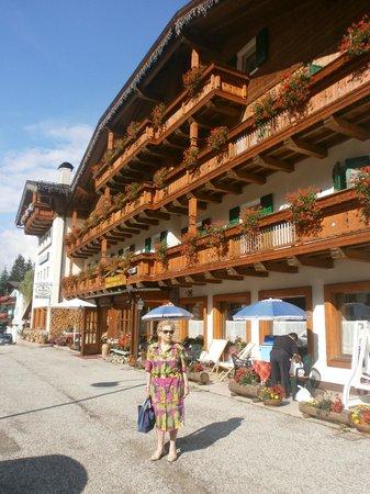 Hotel Rododendro: hotel
