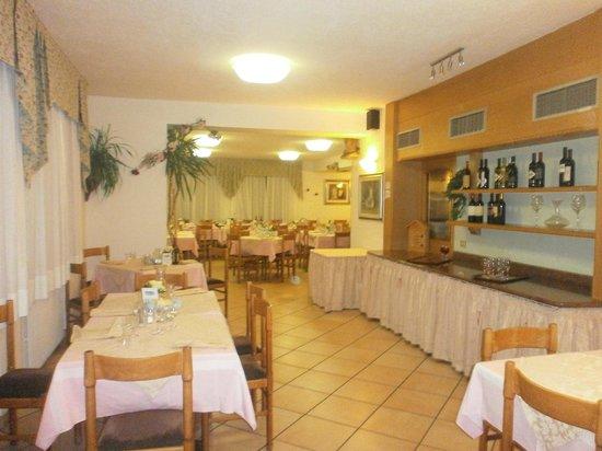 Hotel Rododendro: sala ristorante